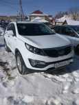 Kia Sportage, 2011 год, 898 000 руб.