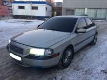 Volvo S80, 2001 г., Челябинск
