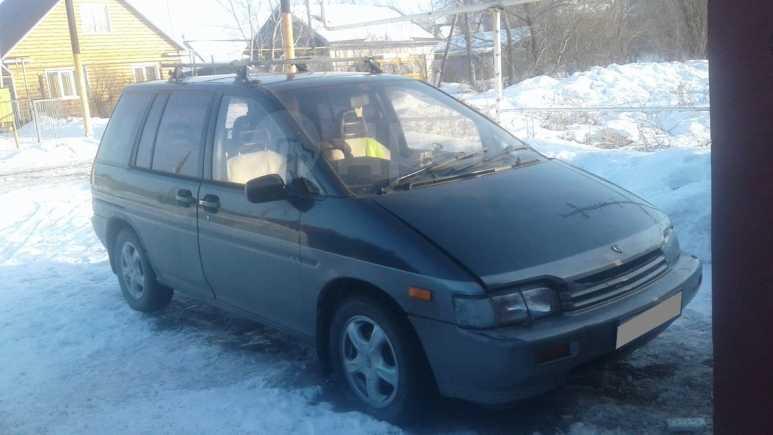 Nissan Prairie, 1989 год, 75 000 руб.