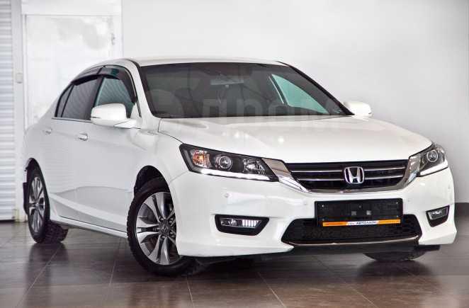 Honda Accord, 2013 год, 965 000 руб.