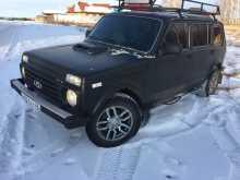 Челябинск 4x4 2131 Нива 2003