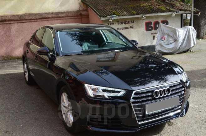 Audi A4, 2017 год, 1 550 000 руб.