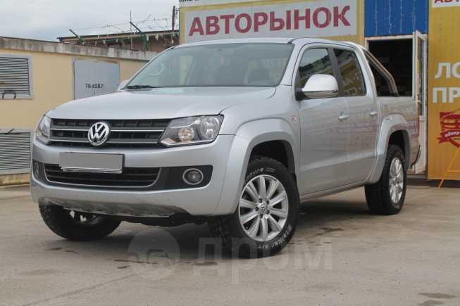 Volkswagen Amarok, 2011 год, 850 000 руб.