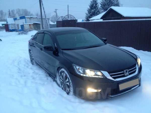 Honda Accord, 2013 год, 1 000 000 руб.