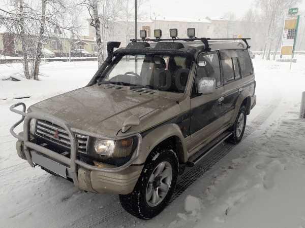 Mitsubishi Pajero, 1991 год, 360 000 руб.