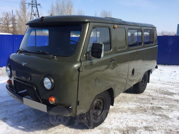 УАЗ Буханка, 1998 год, 125 000 руб.