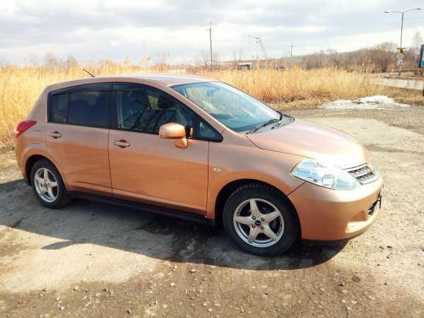 Nissan Tiida, 2009 год, 410 000 руб.