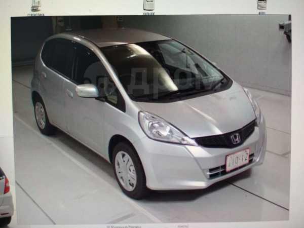 Honda Fit, 2012 год, 595 000 руб.