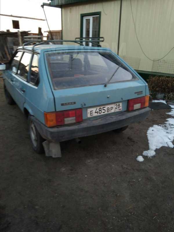 Лада 2109, 1988 год, 35 000 руб.