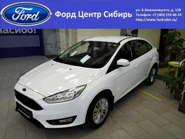 Ford Focus, 2018 год, 993 500 руб.