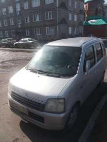 Suzuki Wagon R, 2001 г., Красноярск
