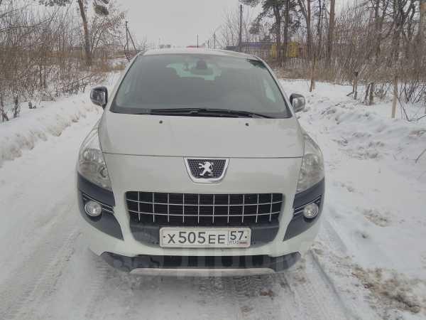 Peugeot 3008, 2011 год, 605 000 руб.