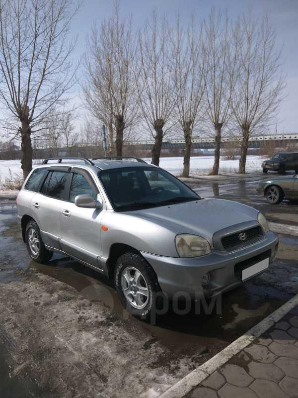 Hyundai Santa Fe, 2003 год, 380 000 руб.