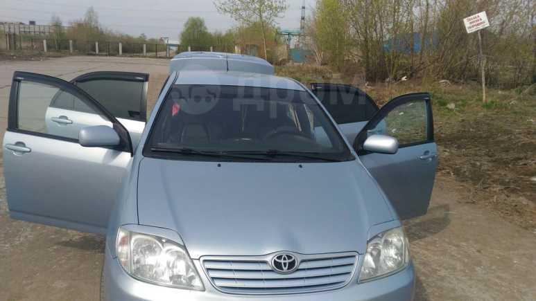 Toyota Corolla, 2006 год, 333 000 руб.