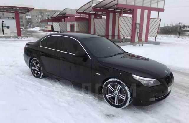 BMW 5-Series, 2005 год, 435 000 руб.