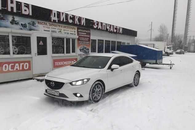 Mazda Mazda6, 2014 год, 777 000 руб.