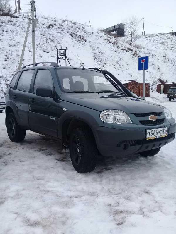 Chevrolet Niva, 2014 год, 390 000 руб.