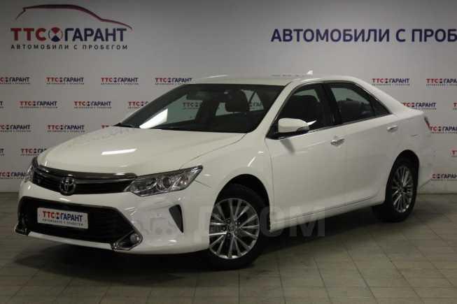 Toyota Camry, 2017 год, 1 599 000 руб.