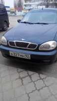 Daewoo Sens, 2003 год, 130 000 руб.