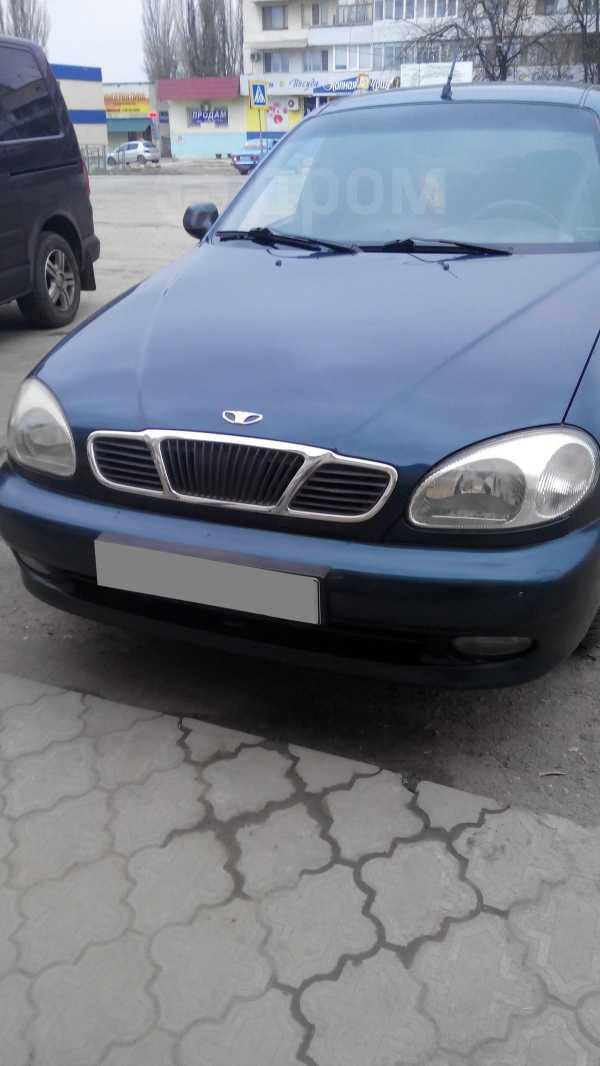 Daewoo Sens, 2003 год, 127 000 руб.