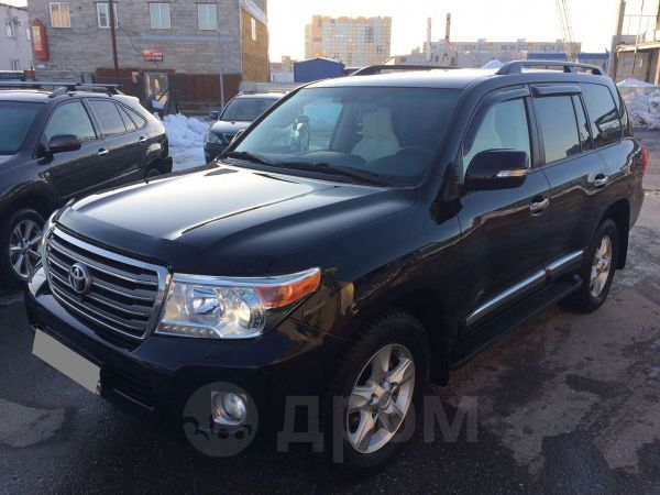 Toyota Land Cruiser, 2012 год, 2 499 000 руб.