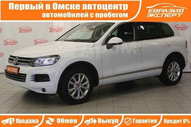 Volkswagen Touareg, 2012 год, 1 499 000 руб.