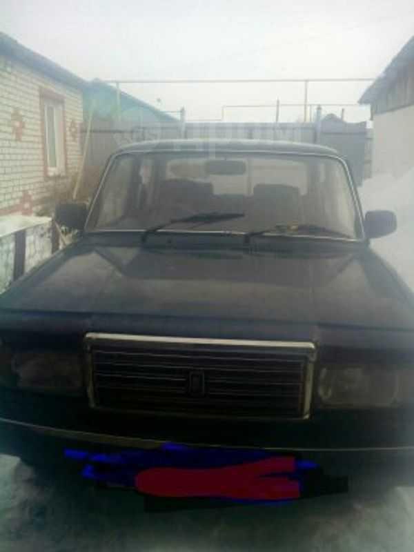 Лада 2107, 2007 год, 37 000 руб.