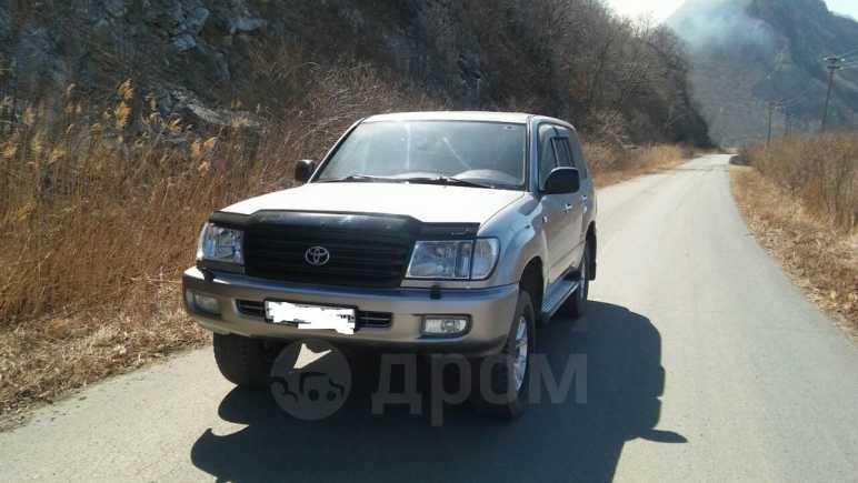 Toyota Land Cruiser, 2005 год, 1 600 000 руб.