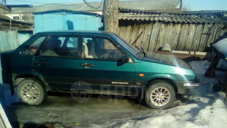 Лада 21099, 1997 год, 57 000 руб.
