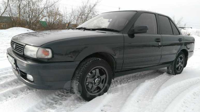 Nissan Sunny, 1992 год, 77 000 руб.