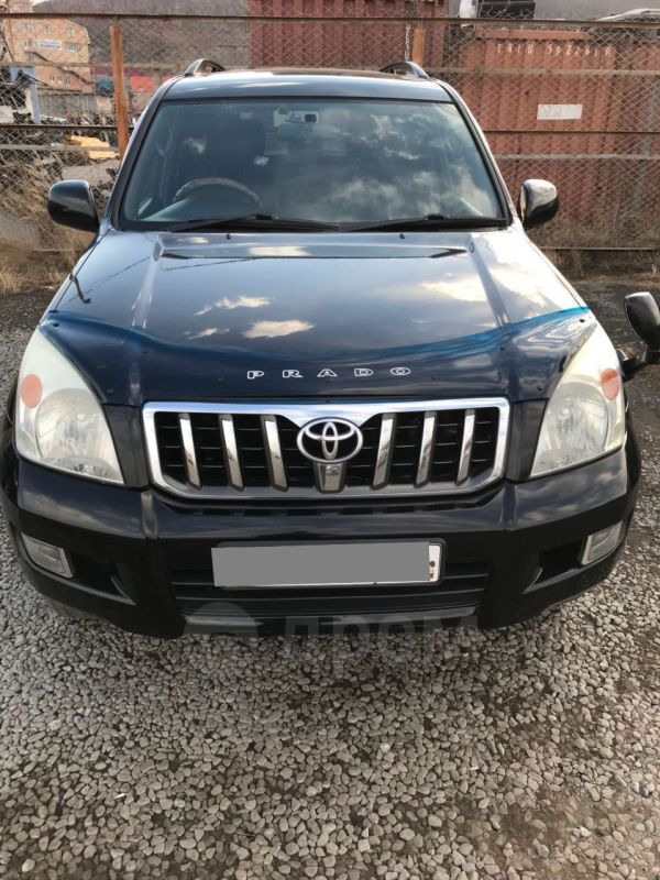 Toyota Land Cruiser Prado, 2006 год, 1 280 000 руб.