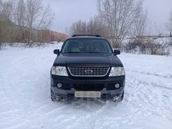 Ford Explorer, 2005 год, 510 000 руб.