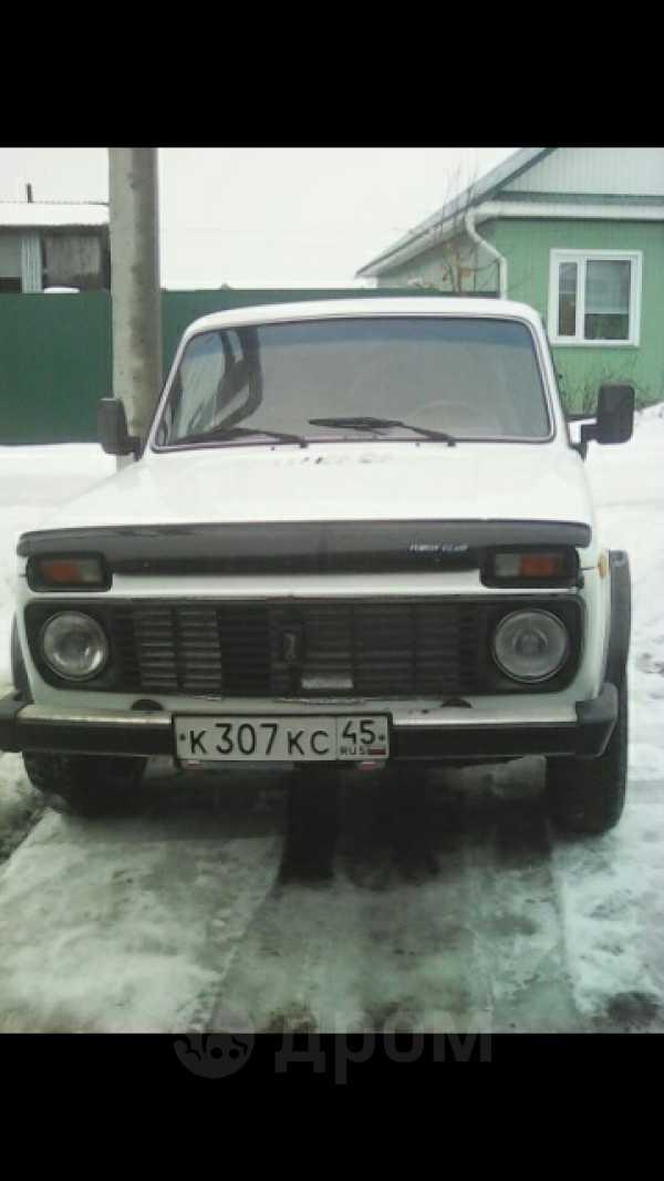 Лада 4x4 2131 Нива, 2003 год, 115 000 руб.