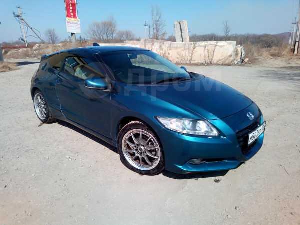 Honda CR-Z, 2010 год, 500 000 руб.
