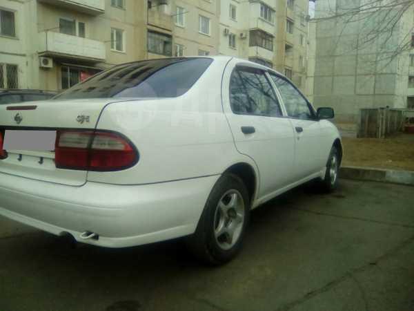 Nissan Pulsar, 1996 год, 140 000 руб.