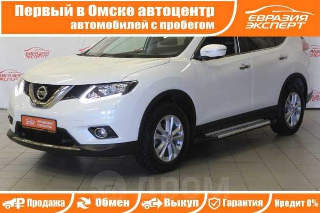 Nissan X-Trail, 2016 год, 1 480 000 руб.