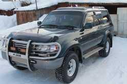 Пеледуй Land Cruiser 1996