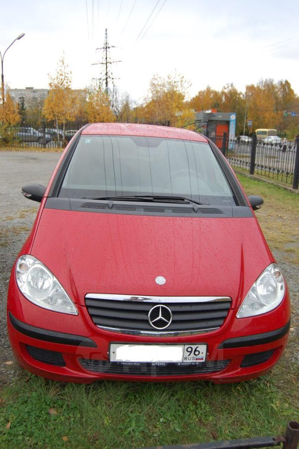 Mercedes-Benz A-Class, 2006 год, 420 000 руб.