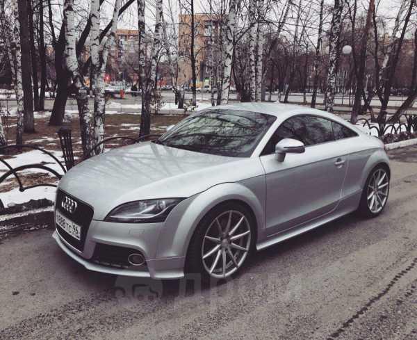 Audi TT, 2008 год, 1 200 000 руб.