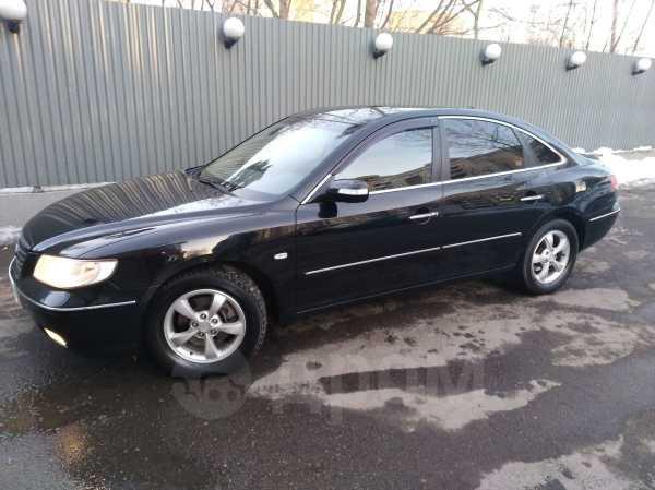 Hyundai Grandeur, 2007 год, 490 000 руб.