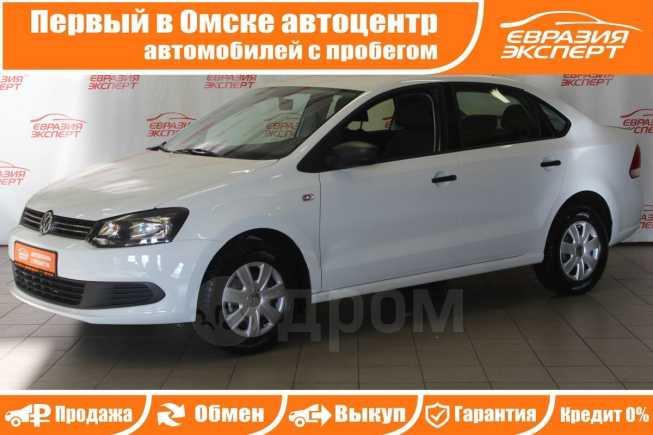 Volkswagen Polo, 2015 год, 559 900 руб.