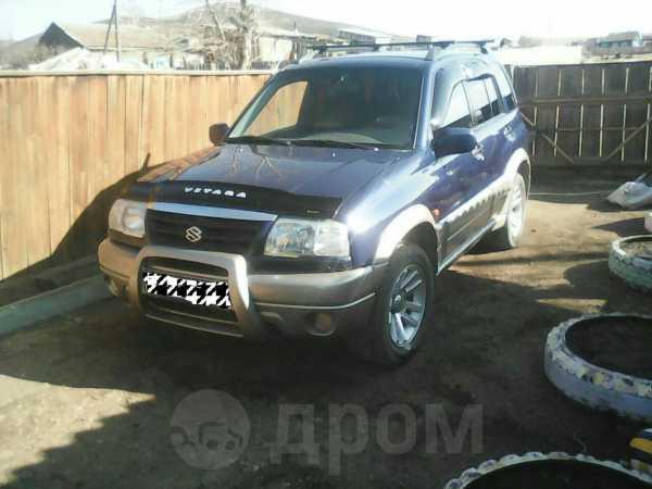 Suzuki Grand Vitara, 2001 год, 500 000 руб.