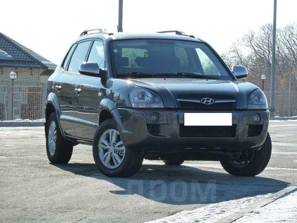 Hyundai Tucson, 2008 год, 569 000 руб.