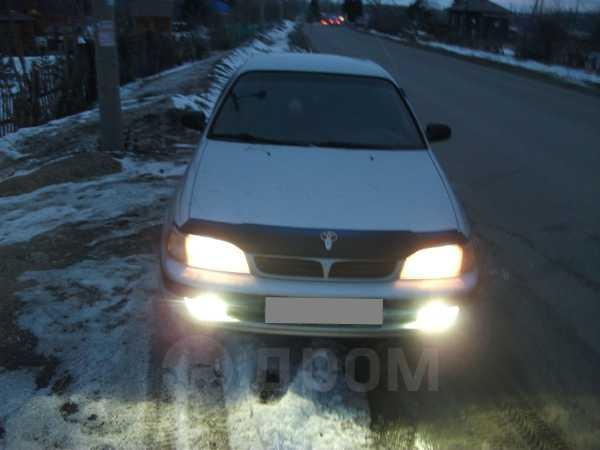 Toyota Carina E, 1998 год, 170 000 руб.