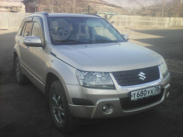 Suzuki Grand Vitara, 2011 год, 755 000 руб.