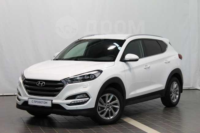 Hyundai Tucson, 2016 год, 1 465 000 руб.