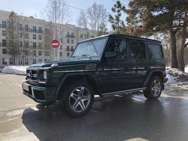 Mercedes-Benz G-Class, 2001 год, 2 120 000 руб.