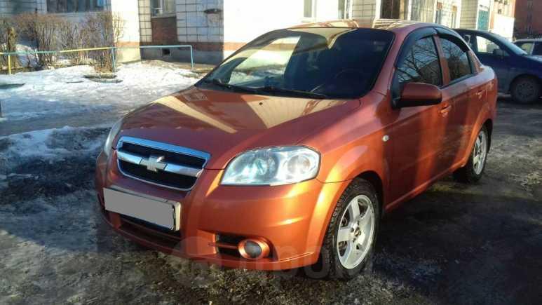 Chevrolet Aveo, 2007 год, 280 000 руб.