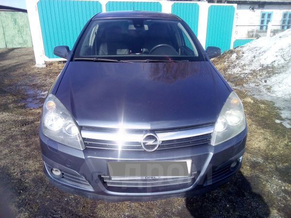 Opel Astra, 2005 год, 269 000 руб.