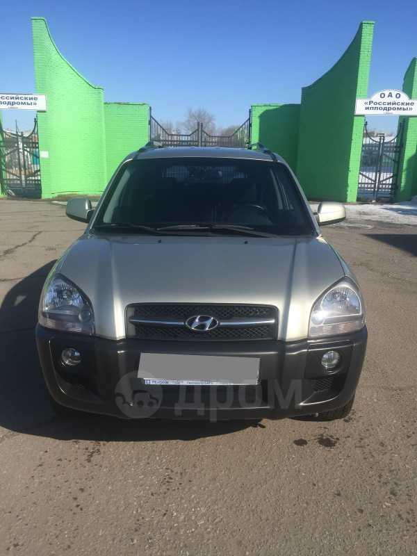 Hyundai Tucson, 2007 год, 650 000 руб.